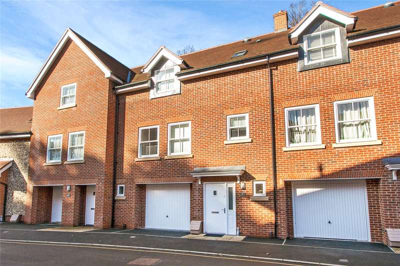 3 Bedrooms Terraced House for sale in Winton Gate, Winton Close, Winchester, Hampshire, SO22