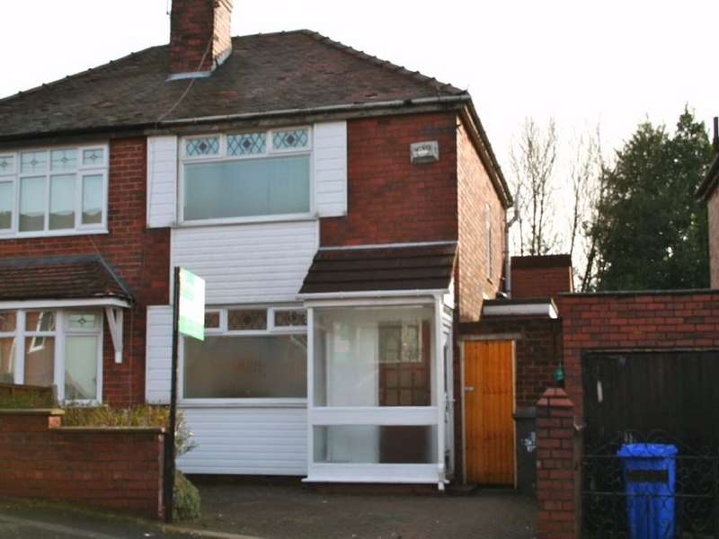 2 Bedrooms Semi Detached House for rent in Lowther Road, Prestwich, Manchester, M25