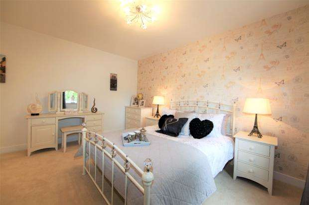 3 Bedrooms Semi Detached House for sale in Adjacent Bedlands Lane, Budleigh Salterton, Devon