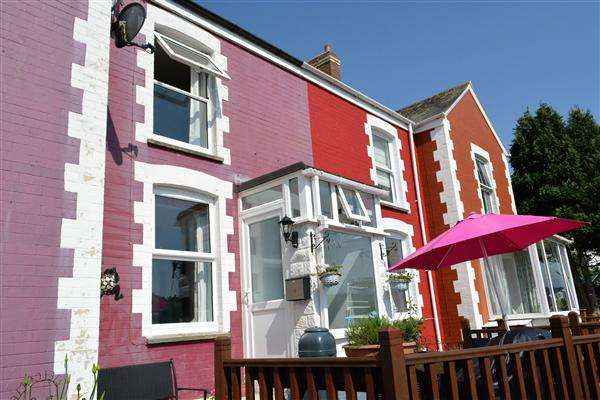 2 Bedrooms Terraced House for sale in Mevagissey, Cornwall, PL26