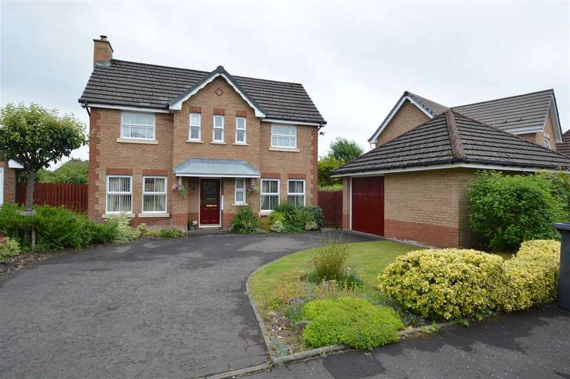 3 Bedrooms Detached House for sale in Donaldswood Park, Paisley