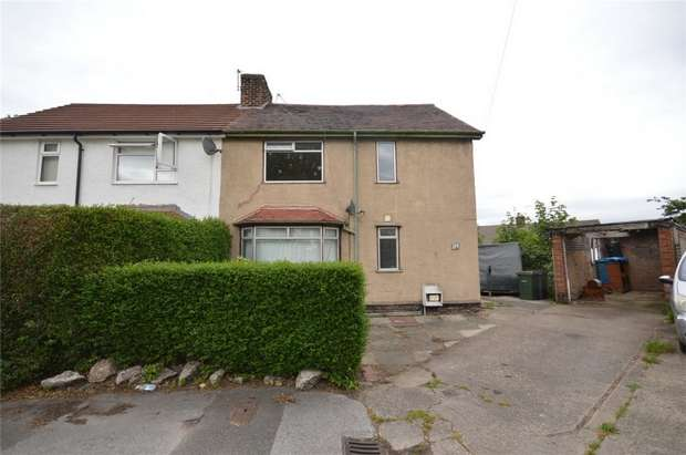 3 Bedrooms Semi Detached House for sale in Parkside Road, Bebington, Merseyside