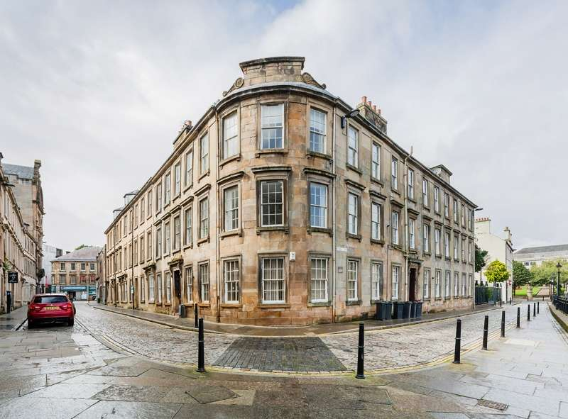 1 Bedroom Flat for sale in Forbes Place, Paisley, Renfrewshire, PA1 1UT