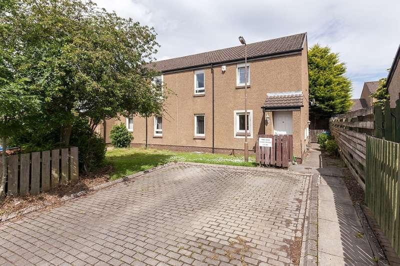 2 Bedrooms Flat for sale in Ormiston Drive, East Calder, Livingston, West Lothian, EH53 0RN
