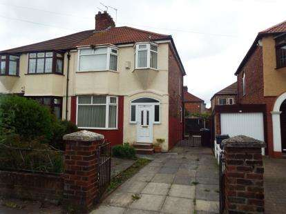 3 Bedrooms Semi Detached House for sale in Pilch Lane East, Liverpool, Merseyside, England, L36