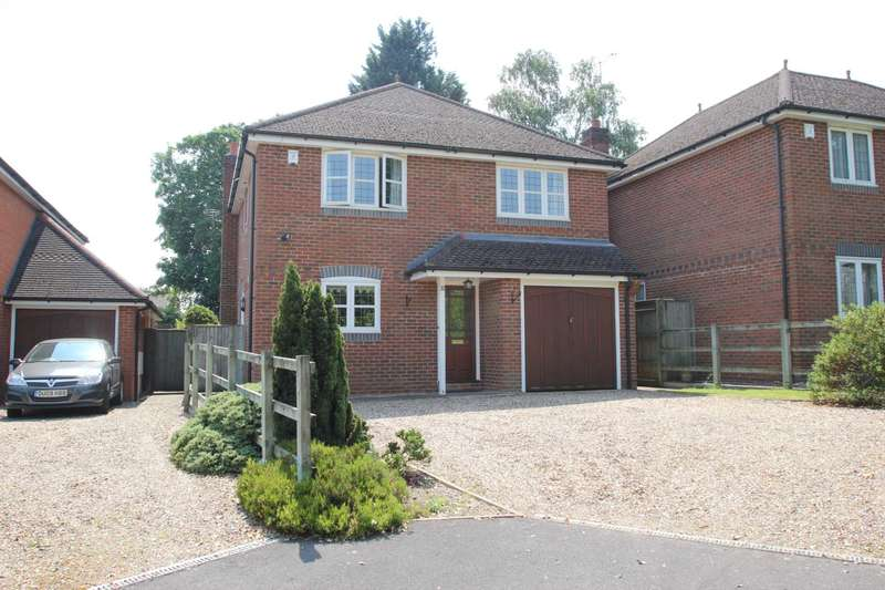 4 Bedrooms Detached House for sale in Wood Lane, Sonning Common