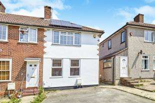 3 Bedrooms End Of Terrace House for sale in Dunkery Road, London