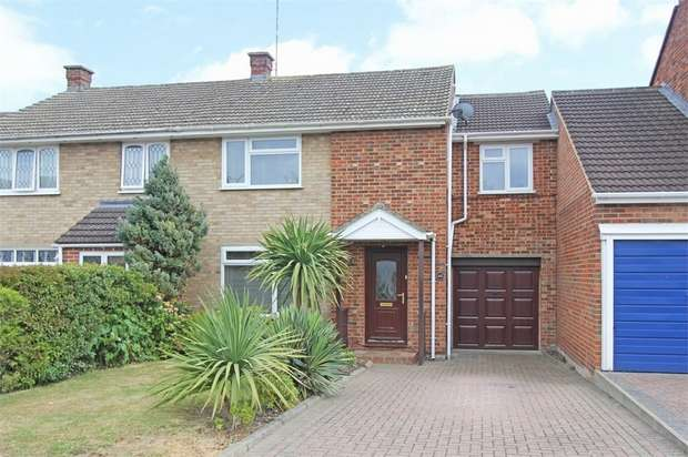 4 Bedrooms Semi Detached House for sale in Westerham Road, Sittingbourne, Kent