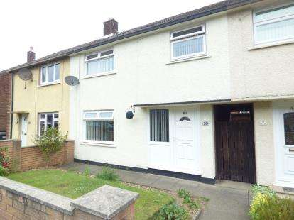 3 Bedrooms Terraced House for sale in Clapgate Crescent, Widnes, Cheshire, WA8