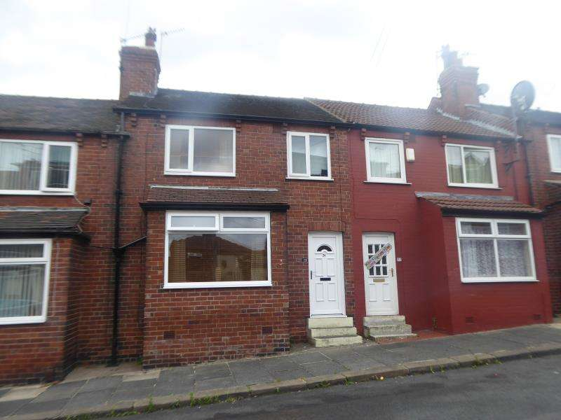 3 Bedrooms Terraced House for sale in Glenthorpe Terrace, Burmantofts, LS9