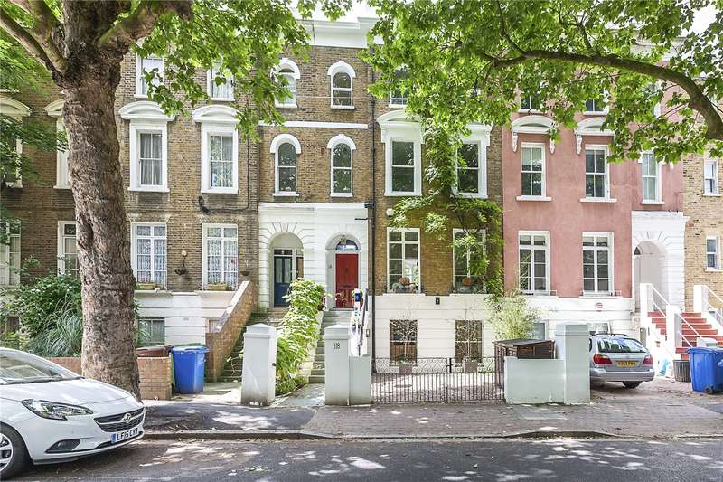 4 Bedrooms Terraced House for sale in Asylum Road, London, SE15