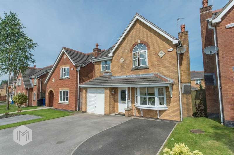4 Bedrooms Detached House for sale in Compton Close, Hindley, Wigan, Lancashire