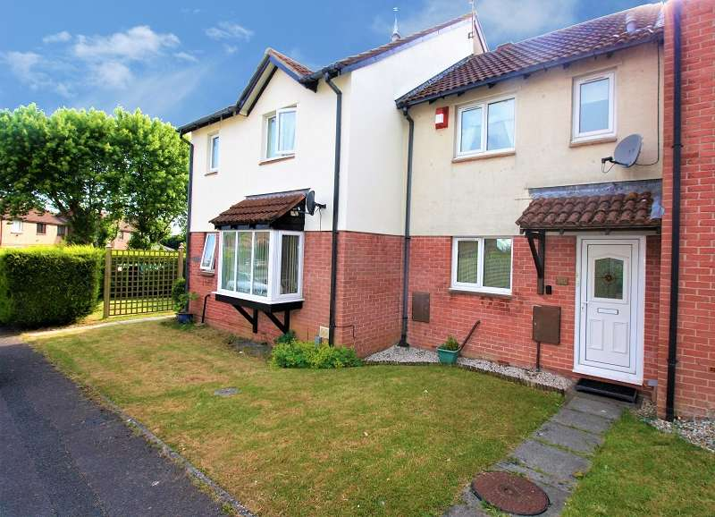 2 Bedrooms Terraced House for sale in Tangmere Drive, Cardiff, CF5 2PJ