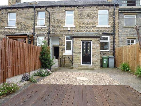 2 Bedrooms Terraced House for sale in Abbot Street, Marsh, Huddersfield