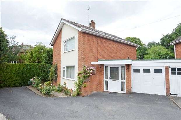 3 Bedrooms Link Detached House for sale in Hatherley Road, CHELTENHAM, Gloucestershire, GL51 6EB