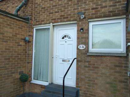 2 Bedrooms Maisonette Flat for sale in Haddon Way, Radcliffe-On-Trent, Nottingham
