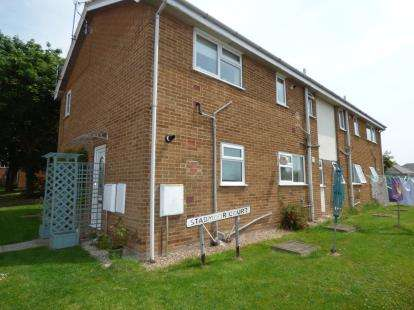 1 Bedroom Flat for sale in Stadmoor Court, Chellaston, Derby, Derbyshire