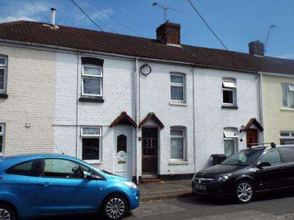2 Bedrooms Terraced House for sale in Bishops Waltham, Southampton, Hampshire