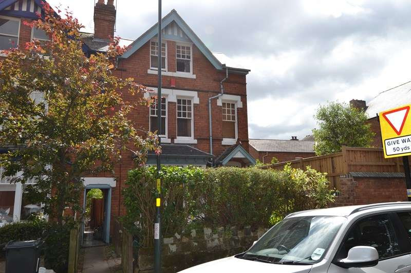 4 Bedrooms End Of Terrace House for sale in Clarence Road, Moseley, Birmingham