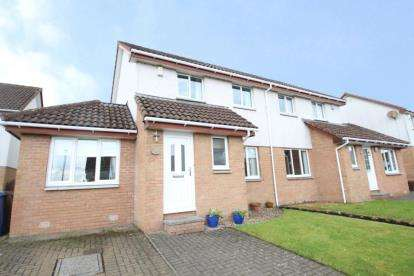 3 Bedrooms Semi Detached House for sale in Larch Way, Quarter, Hamilton, South Lanarkshire