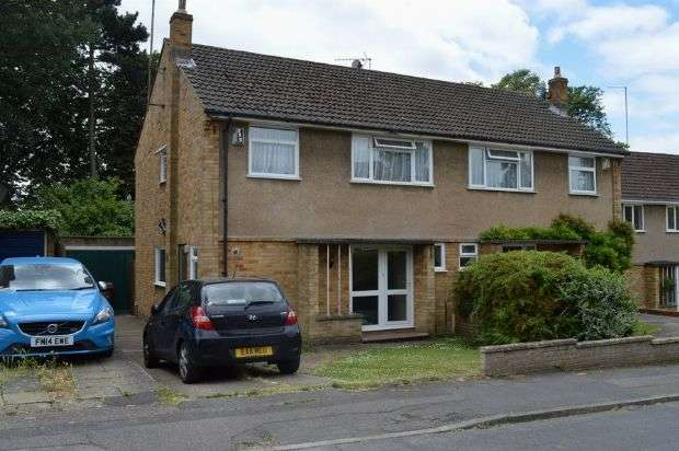 3 Bedrooms Semi Detached House for sale in Pinetrees, Weston Favell, Northampton NN3 3ET