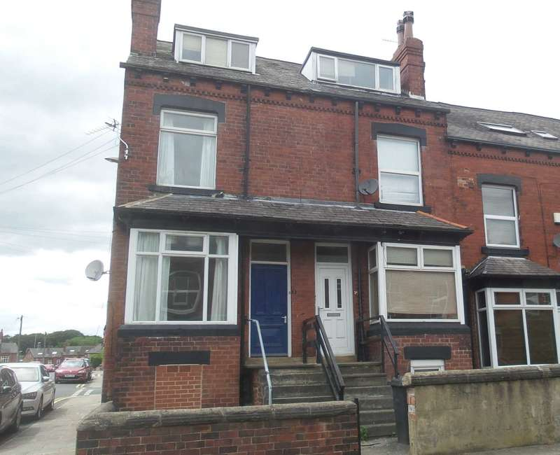 6 Bedrooms Terraced House for rent in Trelawn Avenue, Headingley