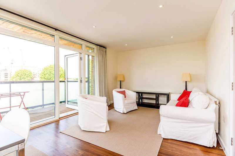 2 Bedrooms Flat for sale in Stanley Road, Acton, W3