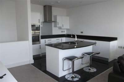 2 Bedrooms Flat for rent in The Axis, City Centre, NG1 5FW