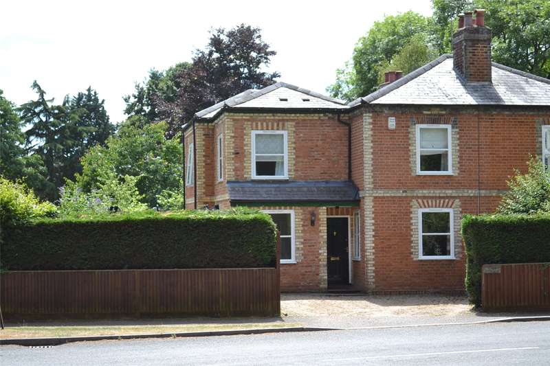 4 Bedrooms Semi Detached House for sale in Oak Cottage, Hungerford Lane, Shurlock Row, Reading, RG10