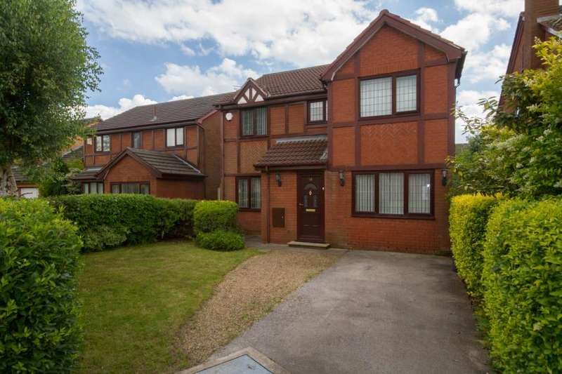 4 Bedrooms Detached House for sale in Fernwood Drive, Halewood, Liverpool