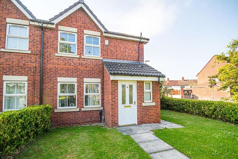 3 Bedrooms Semi Detached House for sale in Higher Road, Liverpool, L25 0QQ