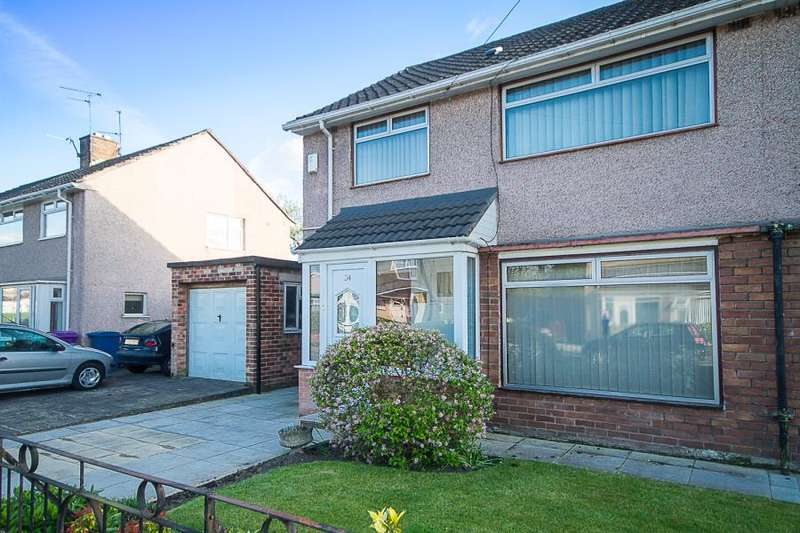 3 Bedrooms Semi Detached House for sale in Westbrook Road, Liverpool