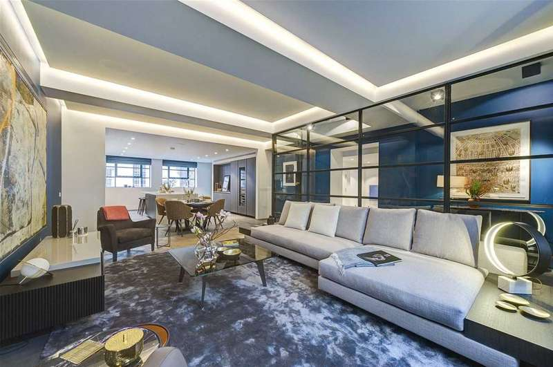 2 Bedrooms Apartment Flat for sale in Royalty Mews, Soho