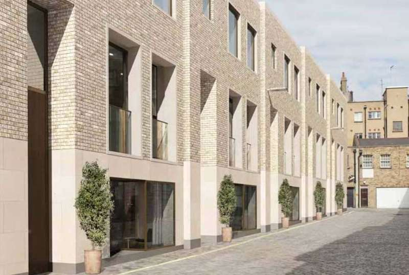 4 Bedrooms Terraced House for sale in The W1, Marylebone High Street, Marylebone