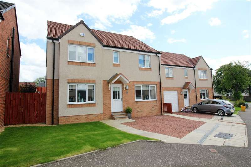 4 Bedrooms Detached House for sale in Sisman Place, Kinnaird Village, Larbert