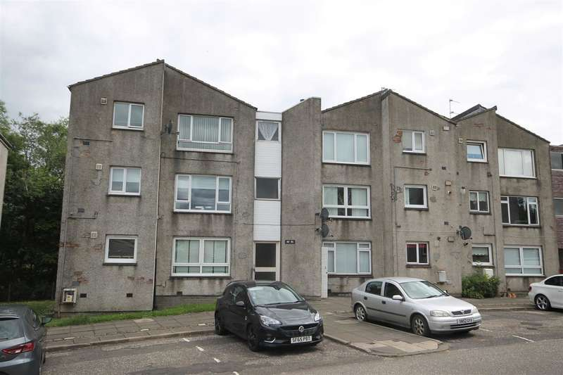 2 Bedrooms Flat for sale in Morar Drive, Condoratt, Cumbernauld