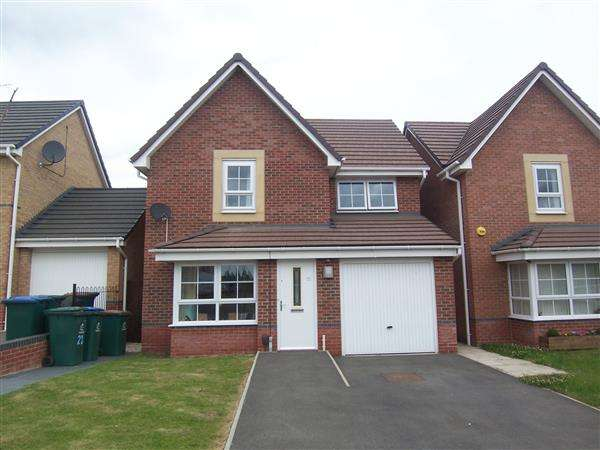 3 Bedrooms Detached House for sale in Marjorie Way, Coventry