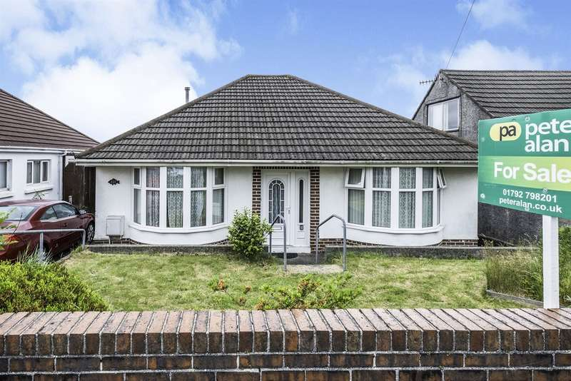 2 Bedrooms Detached Bungalow for sale in Birchgrove Road, Birchgrove, Swansea