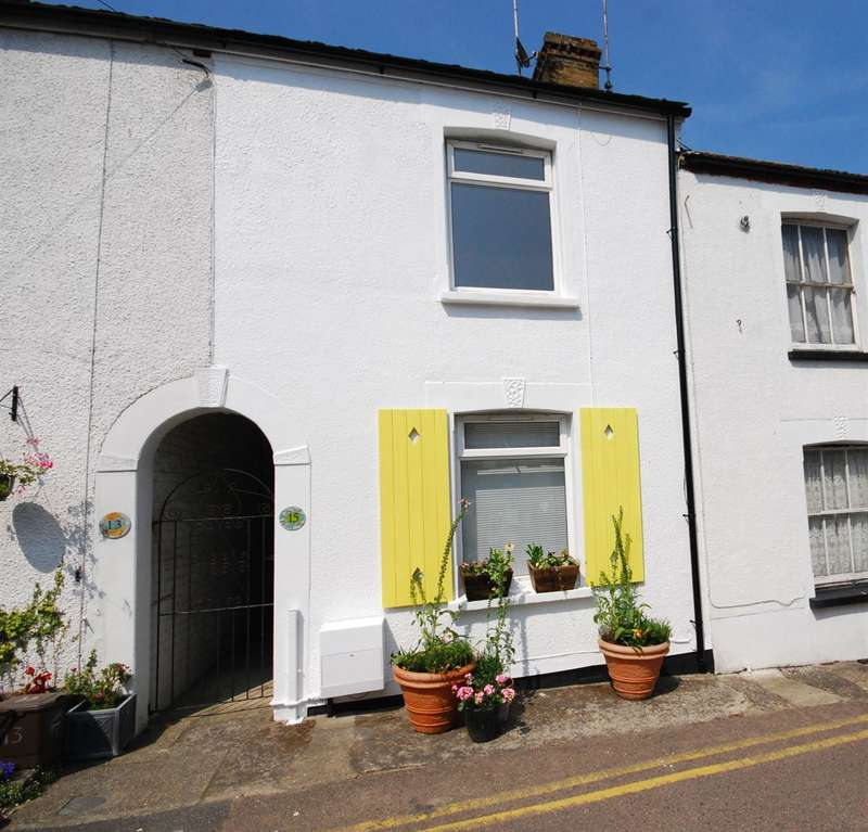 2 Bedrooms Terraced House for sale in Thanet Road, Broadstairs
