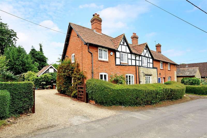 4 Bedrooms Semi Detached House for sale in Dark Lane North, Steeple Ashton, Wiltshire, BA14
