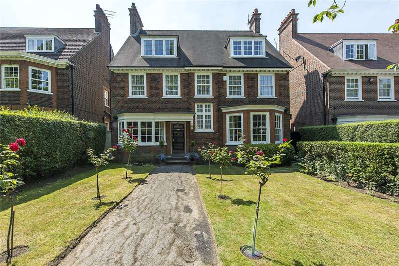 7 Bedrooms Detached House for sale in Woodfield Road, Ealing, W5
