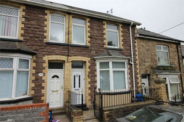3 Bedrooms Terraced House for sale in Ton Mawr Road, Blaenavon, PONTYPOOL, Torfaen