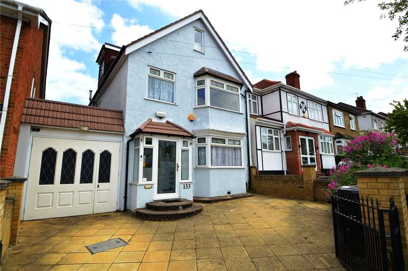 4 Bedrooms Link Detached House for sale in Ingram Road, Thornton Heath