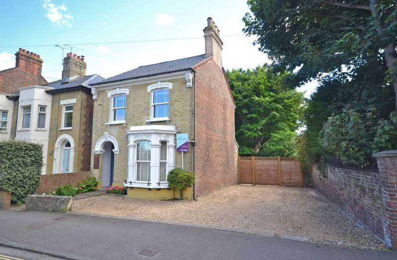 3 Bedrooms Detached House for sale in Cawley Road, Chichester, PO19
