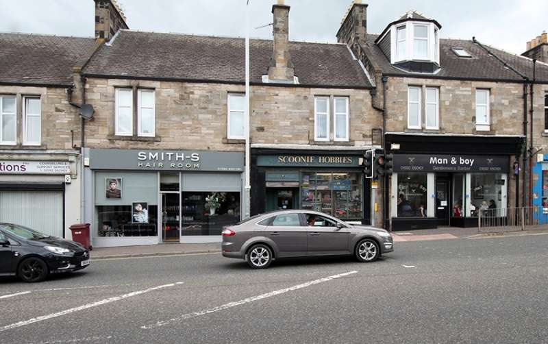 1 Bedroom Flat for sale in St. Clair Street, Kirkcaldy, Fife, KY1 2NW