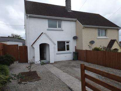 2 Bedrooms Semi Detached House for sale in Camborne, Cornwall