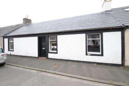 2 Bedrooms Terraced House for sale in Camnethan Street, Stonehouse, Larkhall, South Lanarkshire