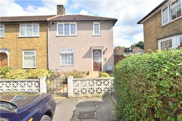 3 Bedrooms End Of Terrace House for sale in Middleton Road, MORDEN, Surrey, SM4 6RW
