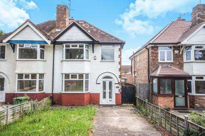 3 Bedrooms Semi Detached House for sale in Brunswick Street, Leamington Spa, Warwickshire