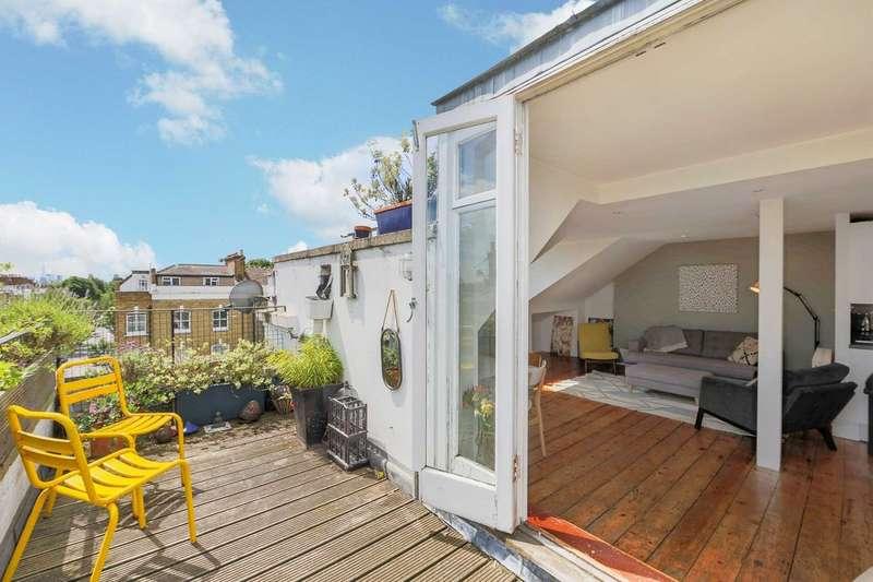 2 Bedrooms Flat for sale in Highbury Grange, N5 2QB